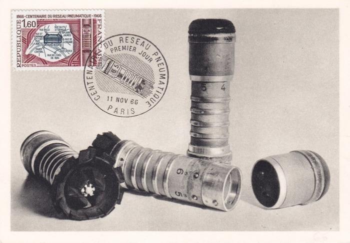 Crédits image : musée postal ambulants
