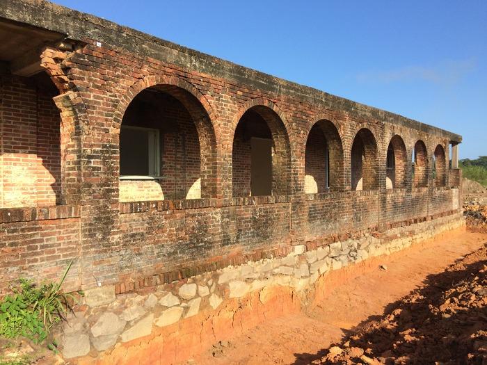 Journées du patrimoine 2018 - La première usine centrale de Guyane, l'usine Saint-Maurice 1865-1906