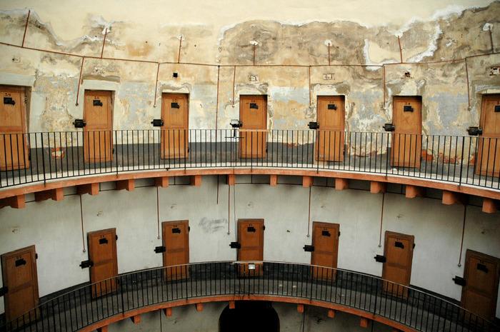 Journées du patrimoine 2018 - La prison panoptique d'Autun