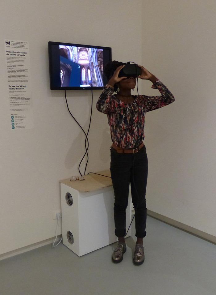 Journées du patrimoine 2018 - La réalité virtuelle s'invite au musée