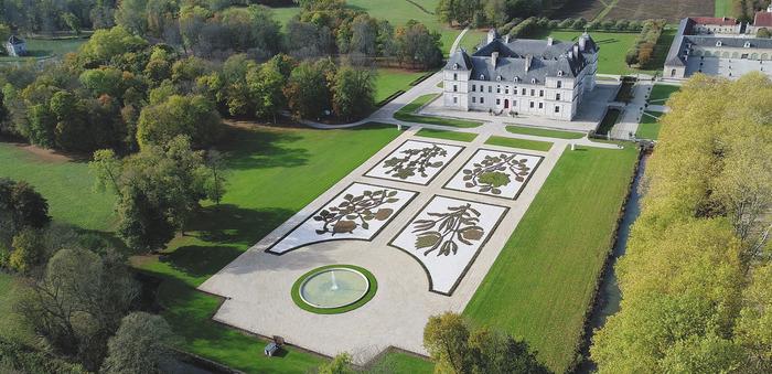 Journées du patrimoine 2018 - La Renaissance du parc et des jardins d'Ancy-le-Franc / Entre patrimoine et création contemporaine conférence