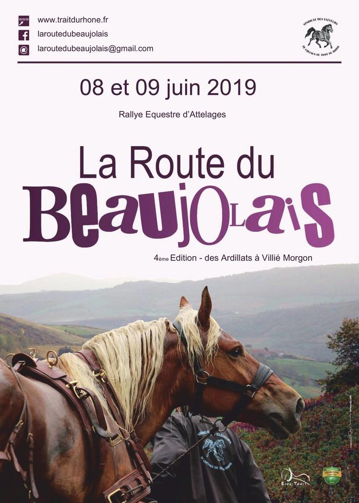 La Route du Beaujolais