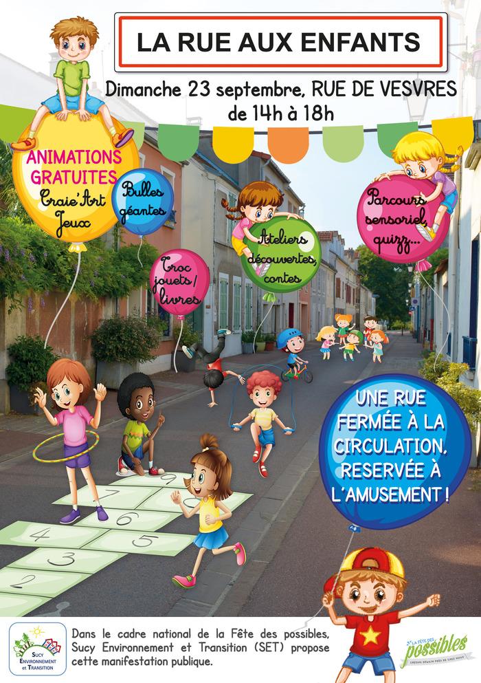 La rue aux enfants