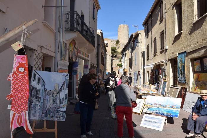 Journées du patrimoine 2018 - La Rue des Arts, à la rencontre des artistes