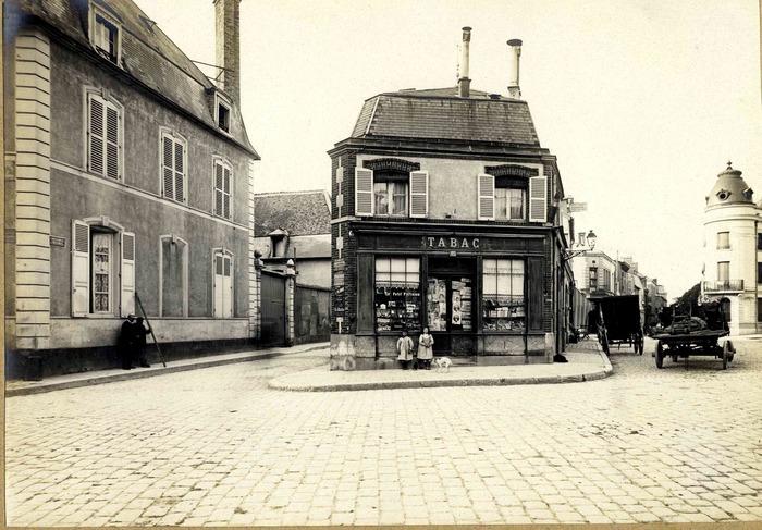 Journées du patrimoine 2018 - La rue du Général Leclerc, d'hier à aujourd'hui