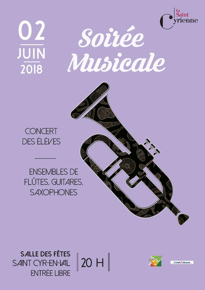 La Saint Cyrienne - Soirée musicale 2018