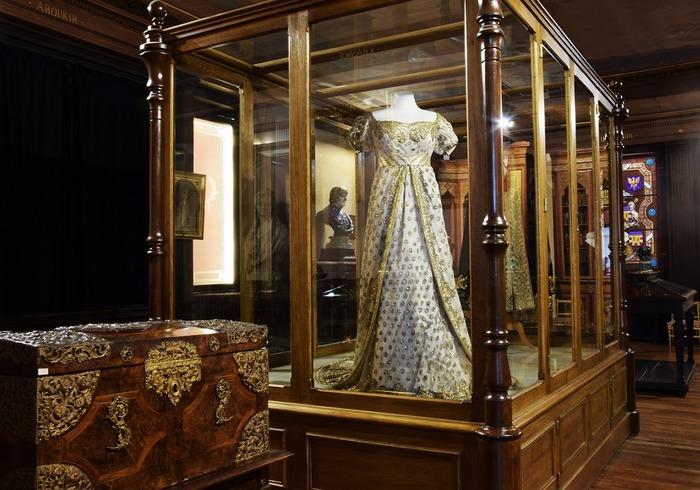 Journées du patrimoine 2018 - La salle d'Eckmühl : un voyage au coeur du XIXème siècle
