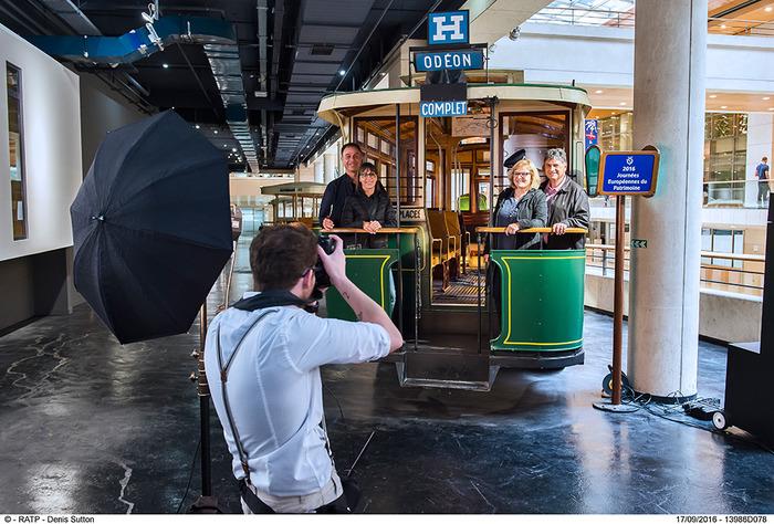Crédits image : © RATP - Denis Sutton