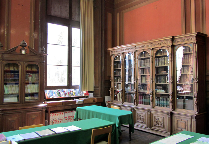 Journées du patrimoine 2018 - Visite guidée de la Société académique de l'Aube