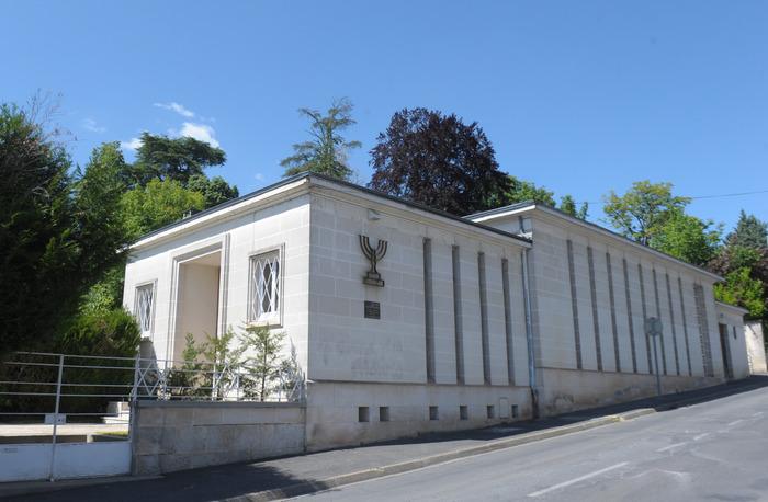 Journées du patrimoine 2018 - Visite guidée de la synagogue et conférence