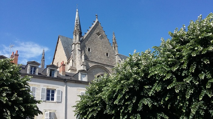 Journées du patrimoine 2018 - Promenade sur la terrasse Louis XI