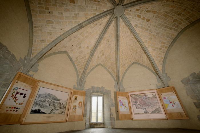 Journées du patrimoine 2019 - Visite libre de la tour Trésorerie