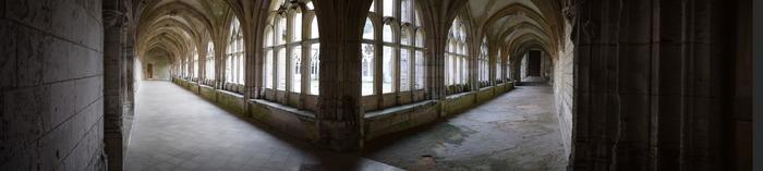 Crédits image : Abbaye de Saint-Wandrille