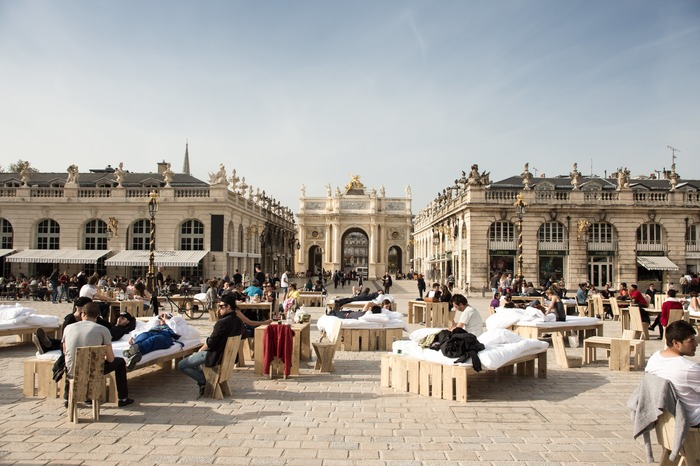 La Traversée de Bordeaux Métropole