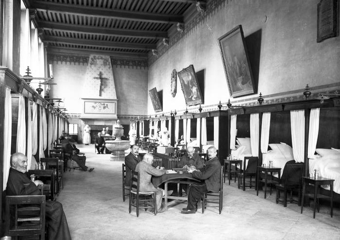 Journées du patrimoine 2018 - La vie à l'Hôtel-Dieu : témoignages de soeurs et de personnels laïcs