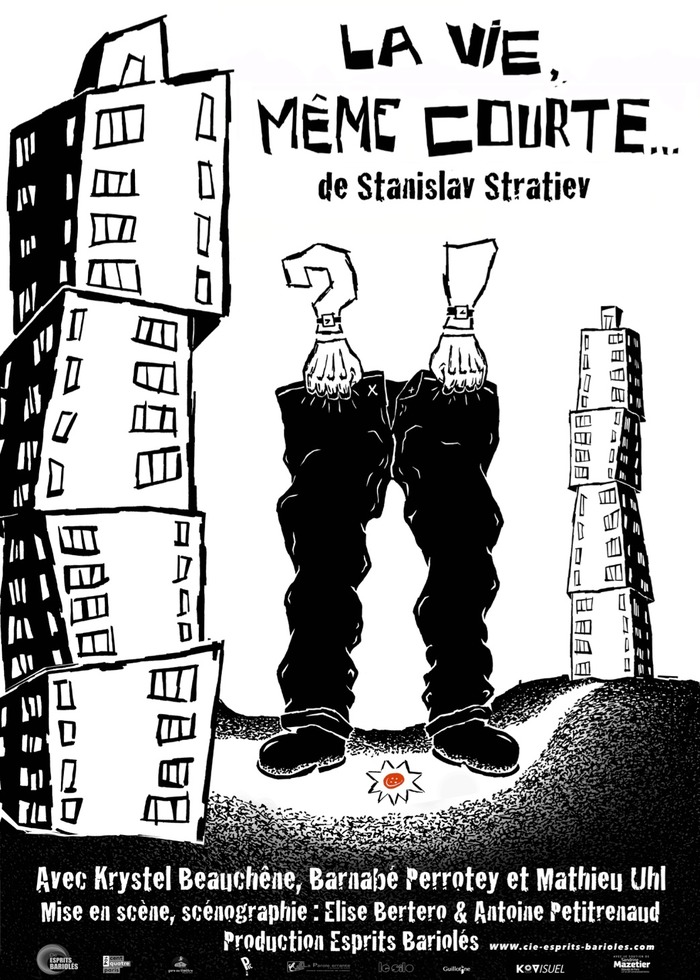 La Vie… même courte de Stanislav Stratiev