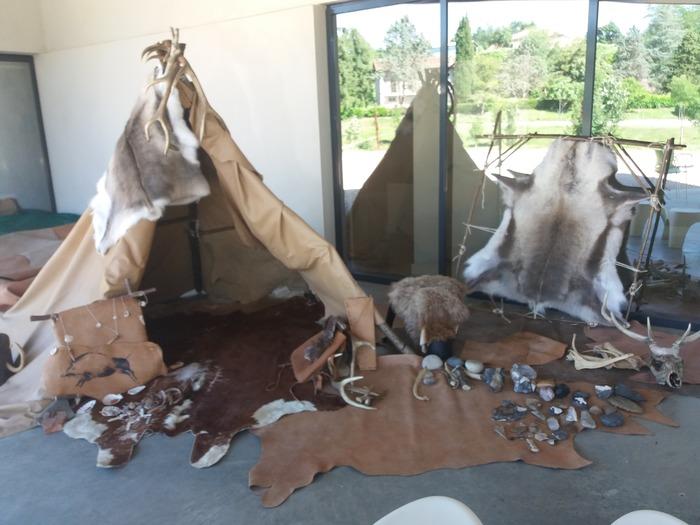 Journées du patrimoine 2018 - La vie quotidienne au Paléolithique