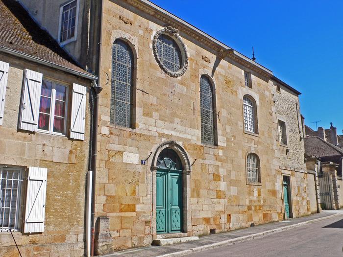 Journées du patrimoine 2018 - La vie religieuse dans le diocèse de Langres, de la Renaissance au Baroque (1550-1650).