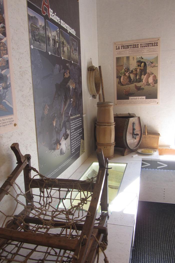 Crédits image : Vieille Douane Châtel