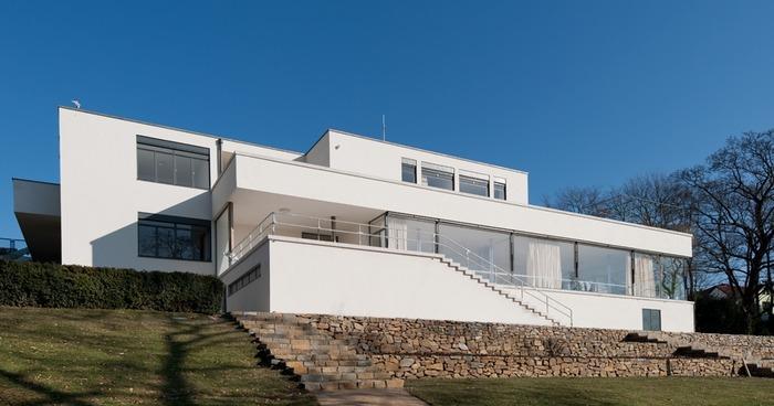 Journées du patrimoine 2018 - La Villa Tugendhat de Mies van der Rohe