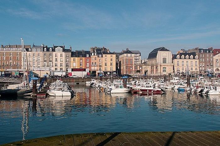 Journées du patrimoine 2018 - Visite guidée : La ville aux quatre ports