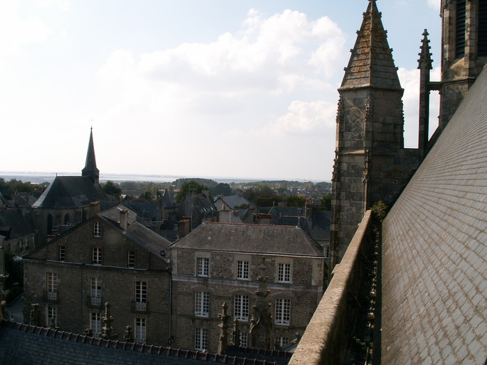 Journées du patrimoine 2018 - La visite du clocher