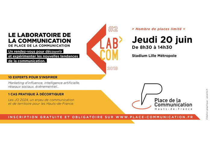 LAB COM - Place de la communication