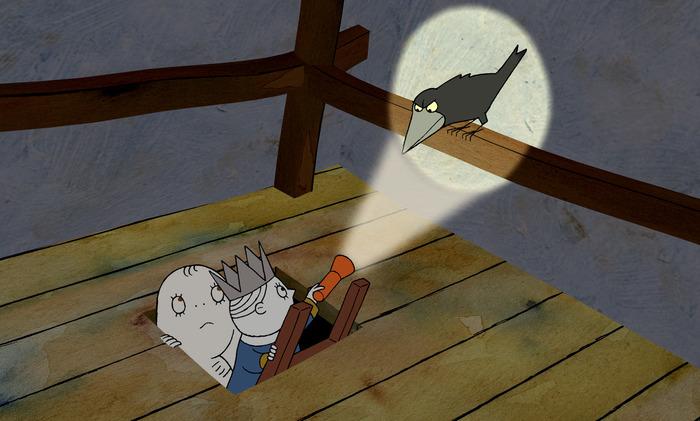Laban le petit fantôme - Les films du préau