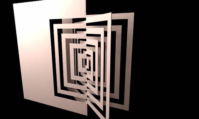 Nouveau Labo numérique : création de sculptures de papier RT-51