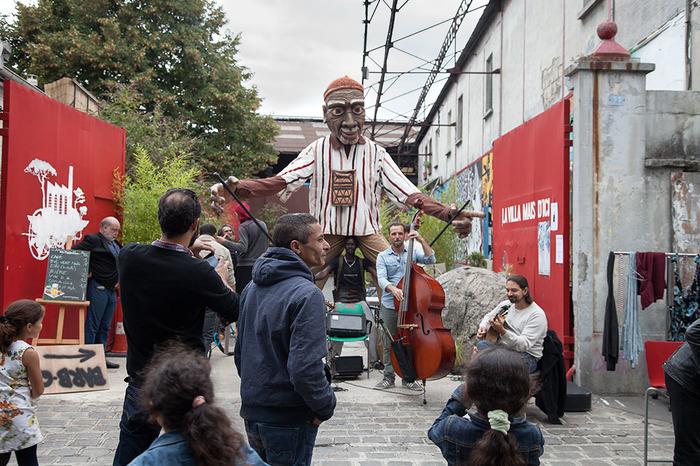 Journées du patrimoine 2018 - Vernissage de l'exposition « Le Festin » avec concert à la Villa Mais d'Ici