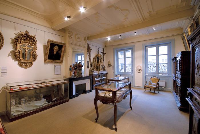 Laissez-vous conter le musée - visite guidée des collections
