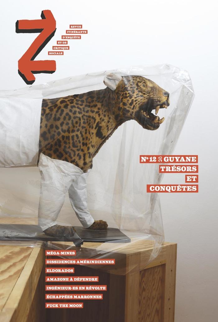 Lancement de Z N°12: Guyane, trésors et conquêtes