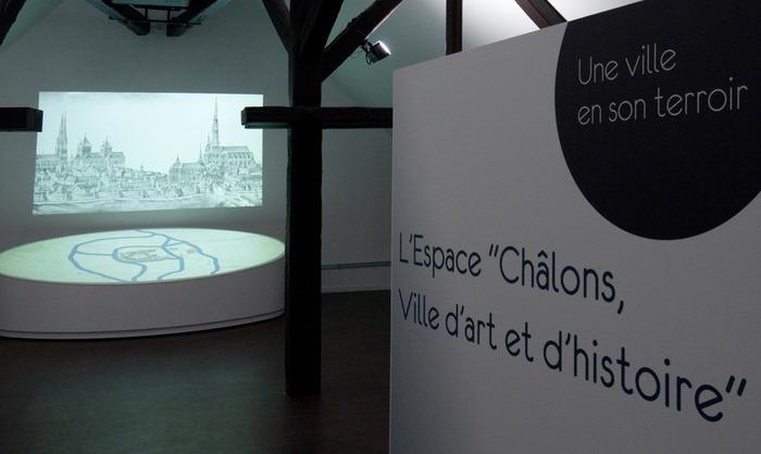 Journées du patrimoine 2018 - Lancement des Journées Européennes du Patrimoine à Châlons.
