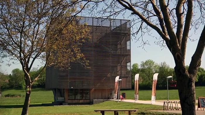 Journées du patrimoine 2018 - Lancement du Mois de l'Architecture en Bourgogne-Franche-Comté