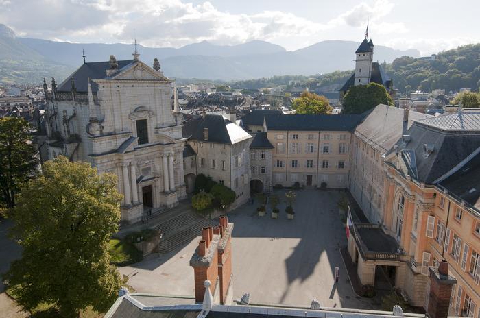 Journées du patrimoine 2019 - Visite commentée de la terrasse de la tour