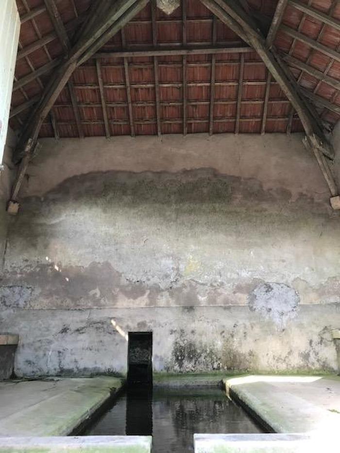 Journées du patrimoine 2018 - Le lavoir de la Bruante