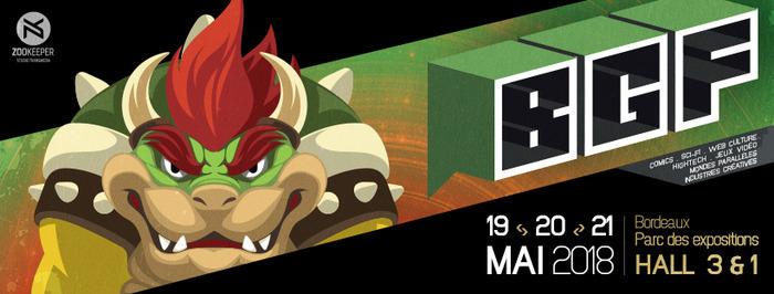 Le 127° de Cap Sciences au Bordeaux Geek Festival 2018 4e edition