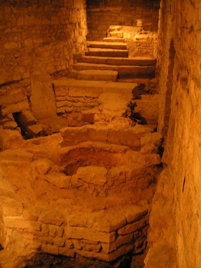 Journées du patrimoine 2018 - Le baptistère du VIème siècle