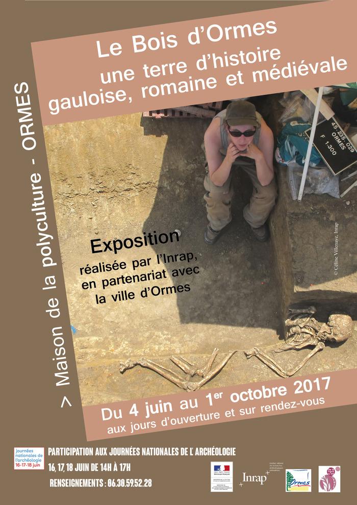 Crédits image : Mairie d'Ormes