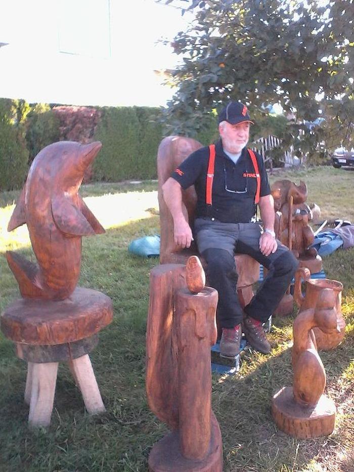 Journées du patrimoine 2018 - Le bois, de la nature à la sculpture