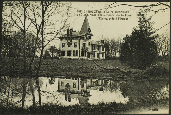 Journées du patrimoine 2017 - Le bourg de Rezé avant la Maison radieuse