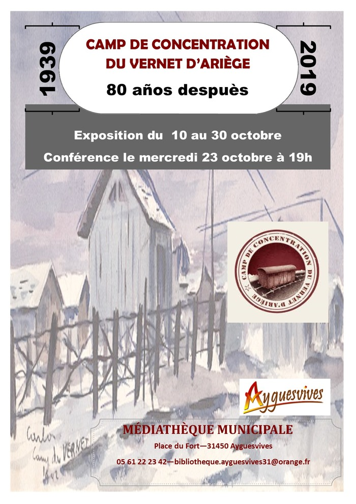Le camp de concentration du Vernet d'Ariège