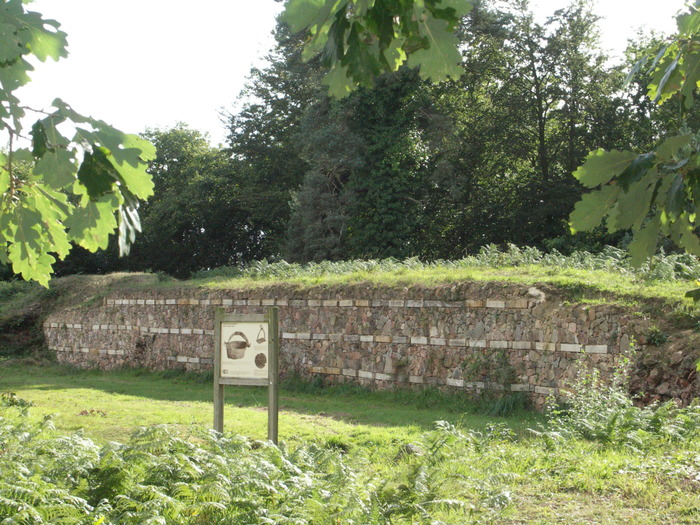 Journées du patrimoine 2018 - Le Camp de Péran, site archéologique
