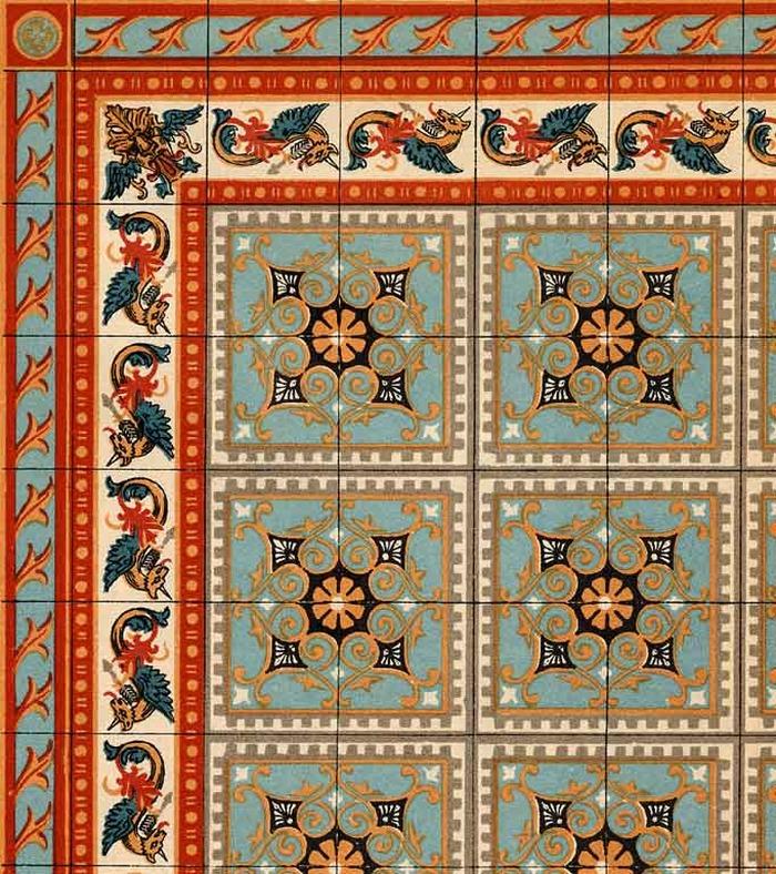 Journées du patrimoine 2018 - Le carreau-mosaïque