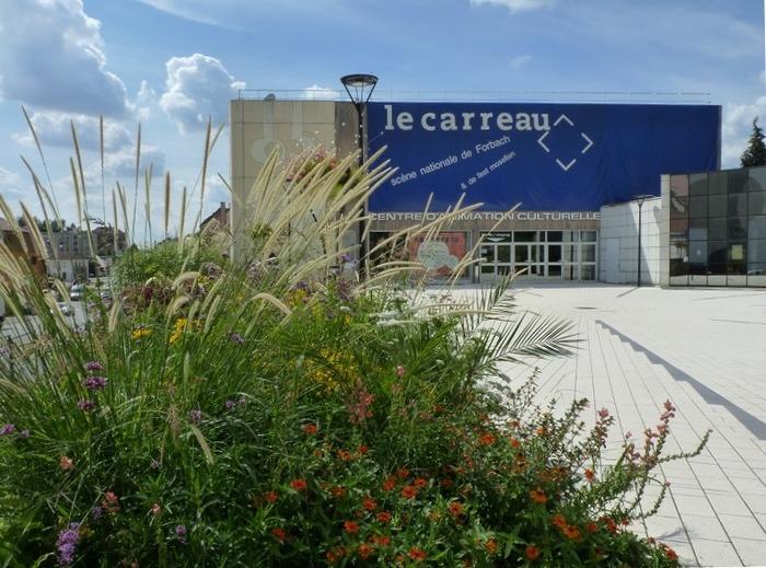 Journées du patrimoine 2018 - Le Carreau, Scène nationale de Forbach et de l'Est Mosellan