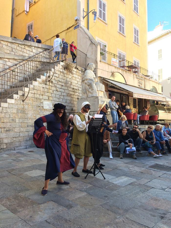Journées du patrimoine 2018 - Le centre ancien à pas contés
