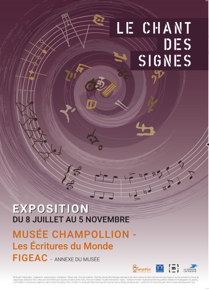 Crédits image : Musée Champollion - Les Ecritures du Monde