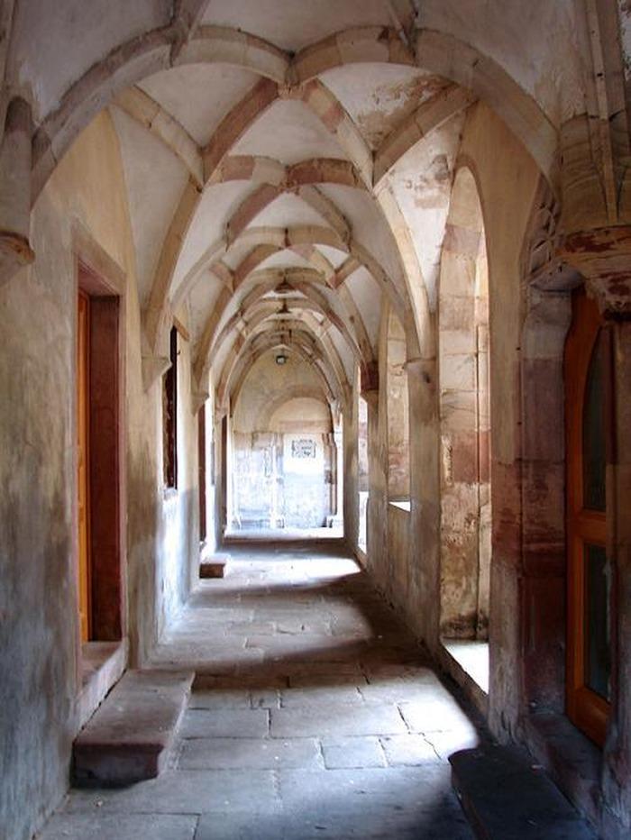 Journées du patrimoine 2018 - Le Chapitre Collégial Saint-Michel et Saint-Gangolphe de Lautenbach