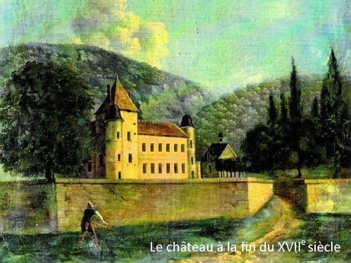 Journées du patrimoine 2017 - Le château d'Alone-Toulongeon
