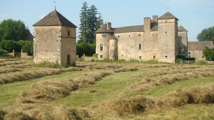 Crédits image : © Château d'Ozenay